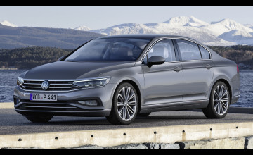 Volkswagen Passat 2019 Wallpapers