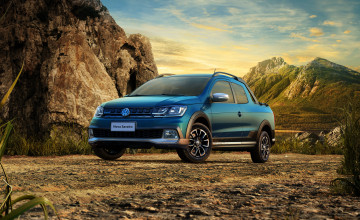 Volkswagen Saveiro Wallpapers