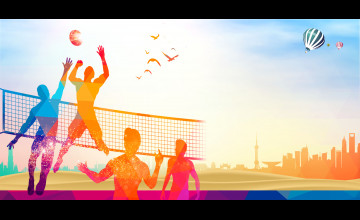 Volley Background