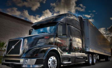 Volvo Trucks Wallpaper