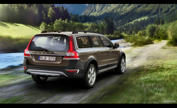 Volvo XC70 Wallpapers