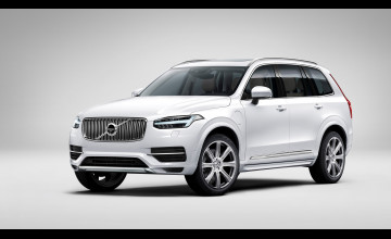 Volvo XC90 Wallpaper