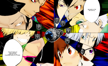 Vongola Battle Wallpapers