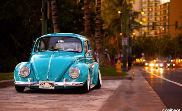 VW Beetle Wallpaper HD