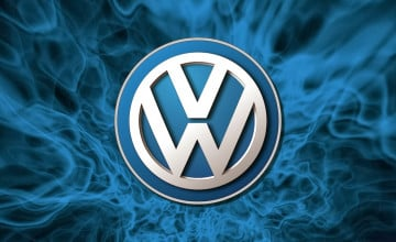 VW Logo Wallpaper