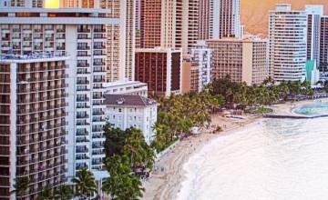 Waikiki Hawaii iPhone Wallpaper