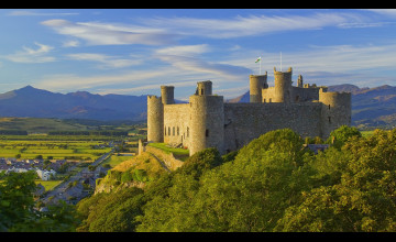 Wales Wallpaper