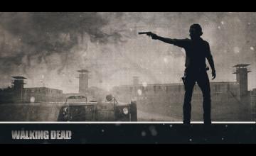 Walking Dead Prison Wallpaper