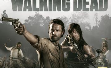 Walking Dead Season 4 Wallpaper