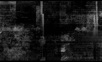 Wallpaper Abstract Black & White