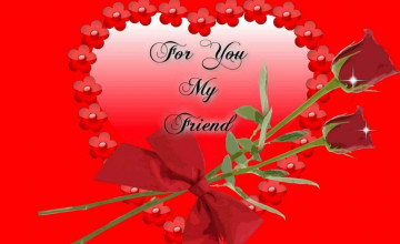 Wallpaper Are You My Friends