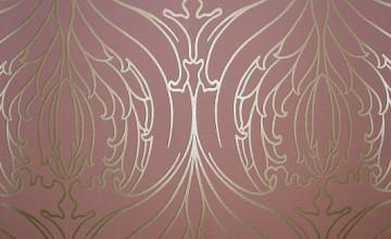 Wallpaper Art Deco Style