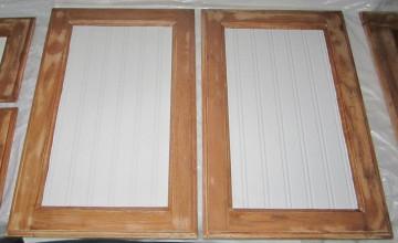 Wallpaper Cabinet Doors