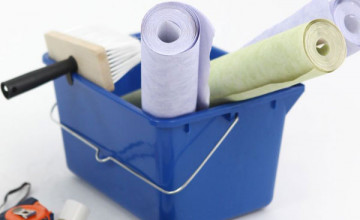 Wallpaper Cleaner Recipe