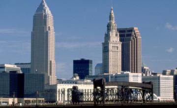 Wallpaper Cleveland Ohio