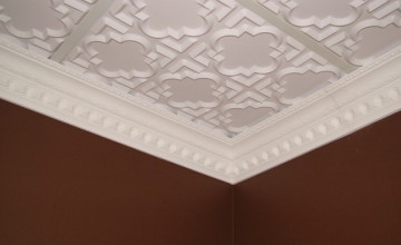 Wallpaper Crown Molding