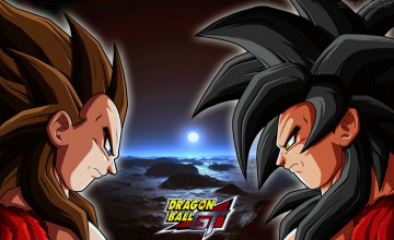 Wallpaper Dragon Ball GT