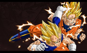 Wallpaper Dragon Ball Z Goku