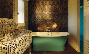 Wallpaper for Bathrooms Walls