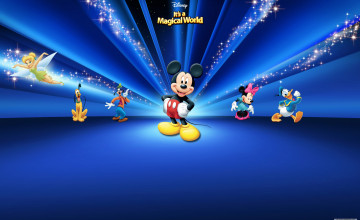 Wallpaper For Computer Disney