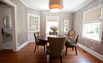 Wallpaper for Dining Room