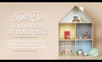 Wallpaper for Dollhouse
