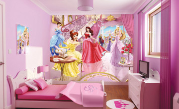 Wallpaper for Kids Rooms Girls