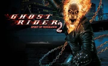 Wallpaper Ghost Rider 2