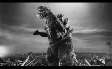Wallpaper Godzilla 1954