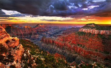Wallpaper Grand Canyon