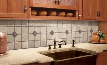 Wallpaper Ideas for Kitchen Backsplash