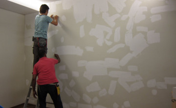 Wallpaper Installation