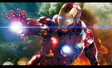Wallpaper Iron Man 3