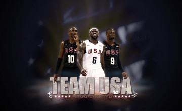 Wallpaper LeBron Wade and Kobe
