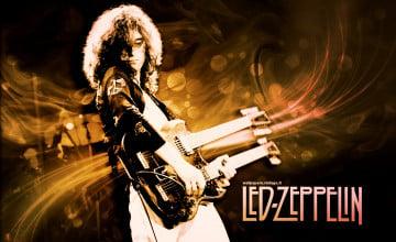 Wallpaper Led Zeppelin