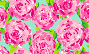Wallpaper Lilly Pulitzer