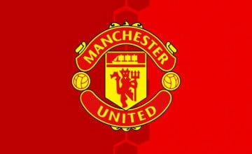 Wallpaper Logo Manchester United 2017