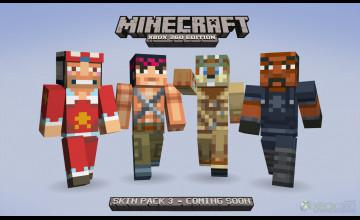 Wallpaper Minecraft Skins