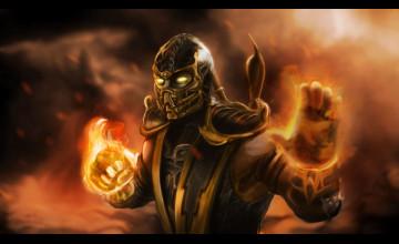 Wallpaper Mortal Kombat 9 HD