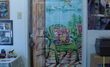 Wallpaper Murals for Doors