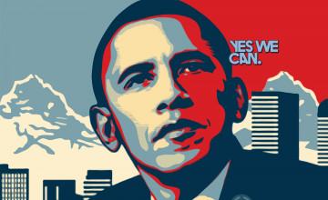 Wallpaper Obama