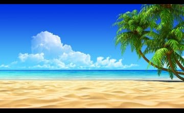 Wallpaper Of Beach