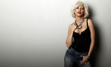 Wallpaper of Christina Aguilera