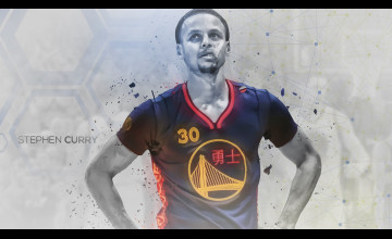 Wallpaper of Curry 2016