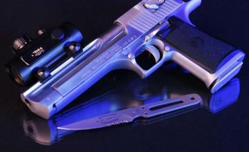 Wallpaper of Guns