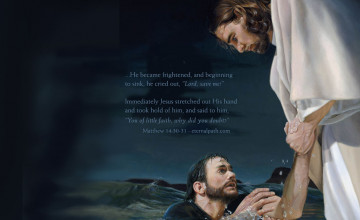 Wallpaper Of Jesus Christ