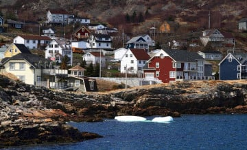 Wallpaper of Newfoundland
