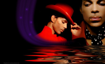 Wallpaper of Prince