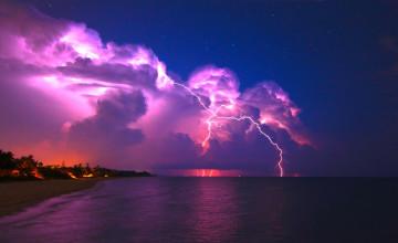 Wallpaper of Storms