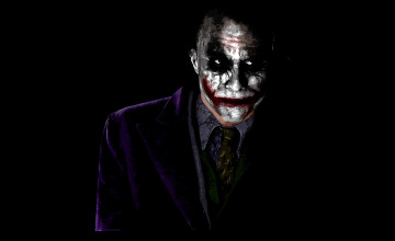 Wallpaper of the Joker